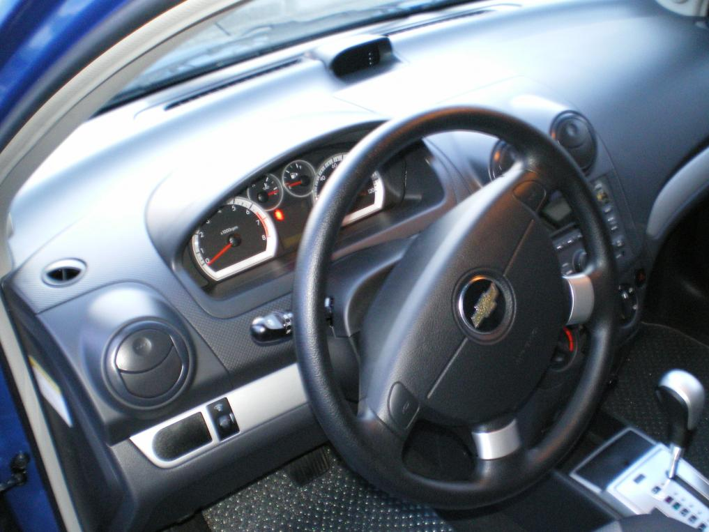 D My Chevy Aveo Aveo Steering Wheel View Jpg