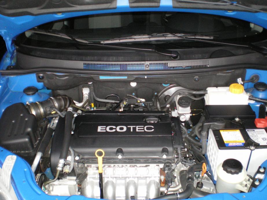 My 2009 Chevy Aveo