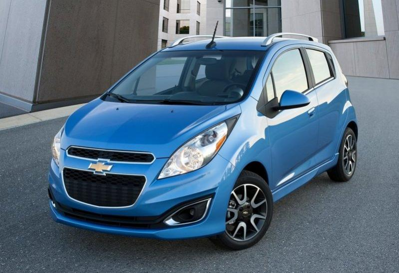 Chevy Spark Price To Start Below 13 000 In The U S