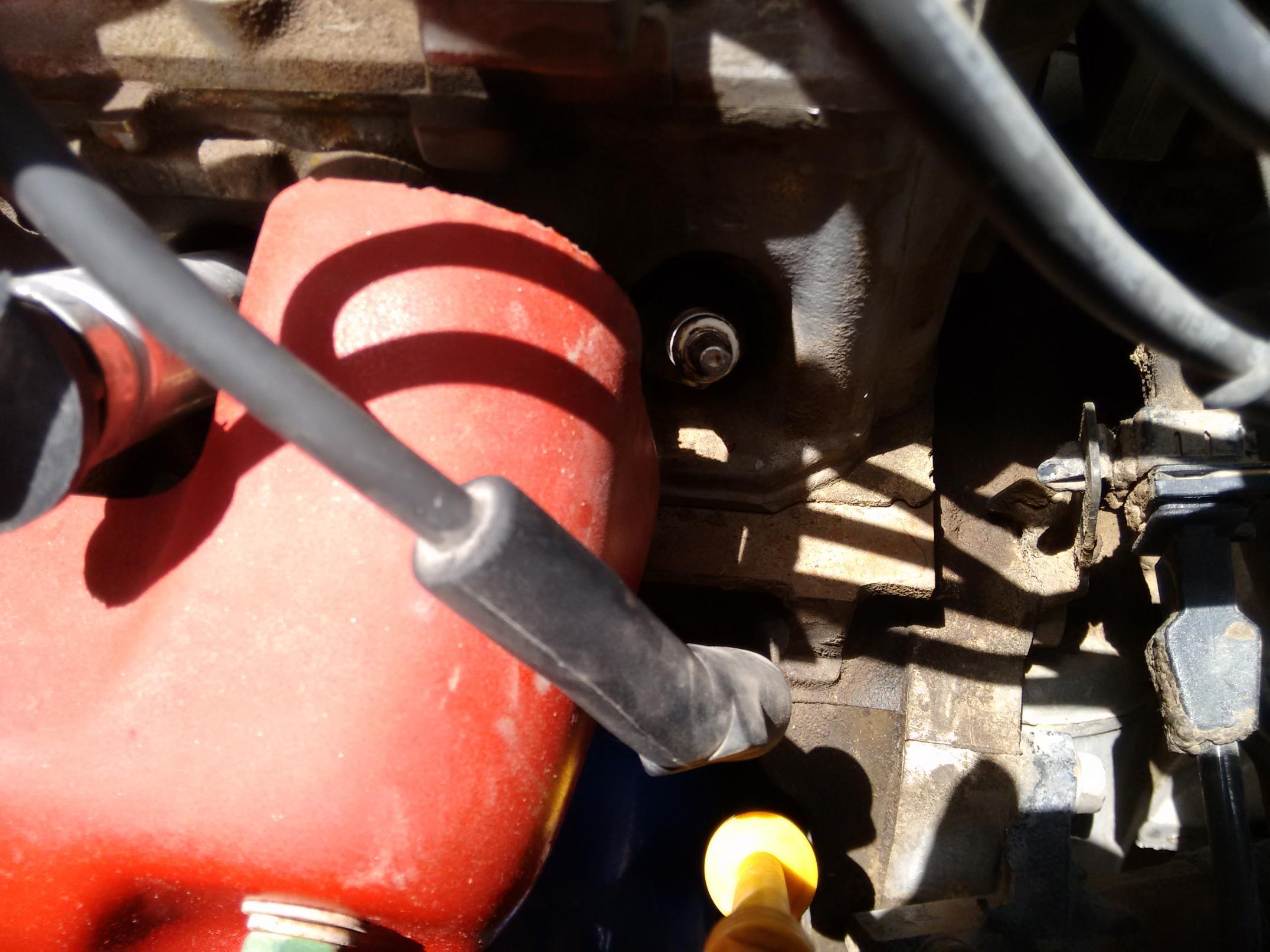 how to remove spark plug wires  | aveoforum.com