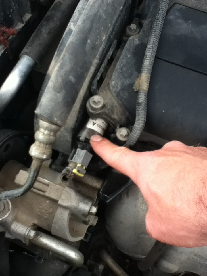 2010 chevy equinox knock sensor location  2010  get free