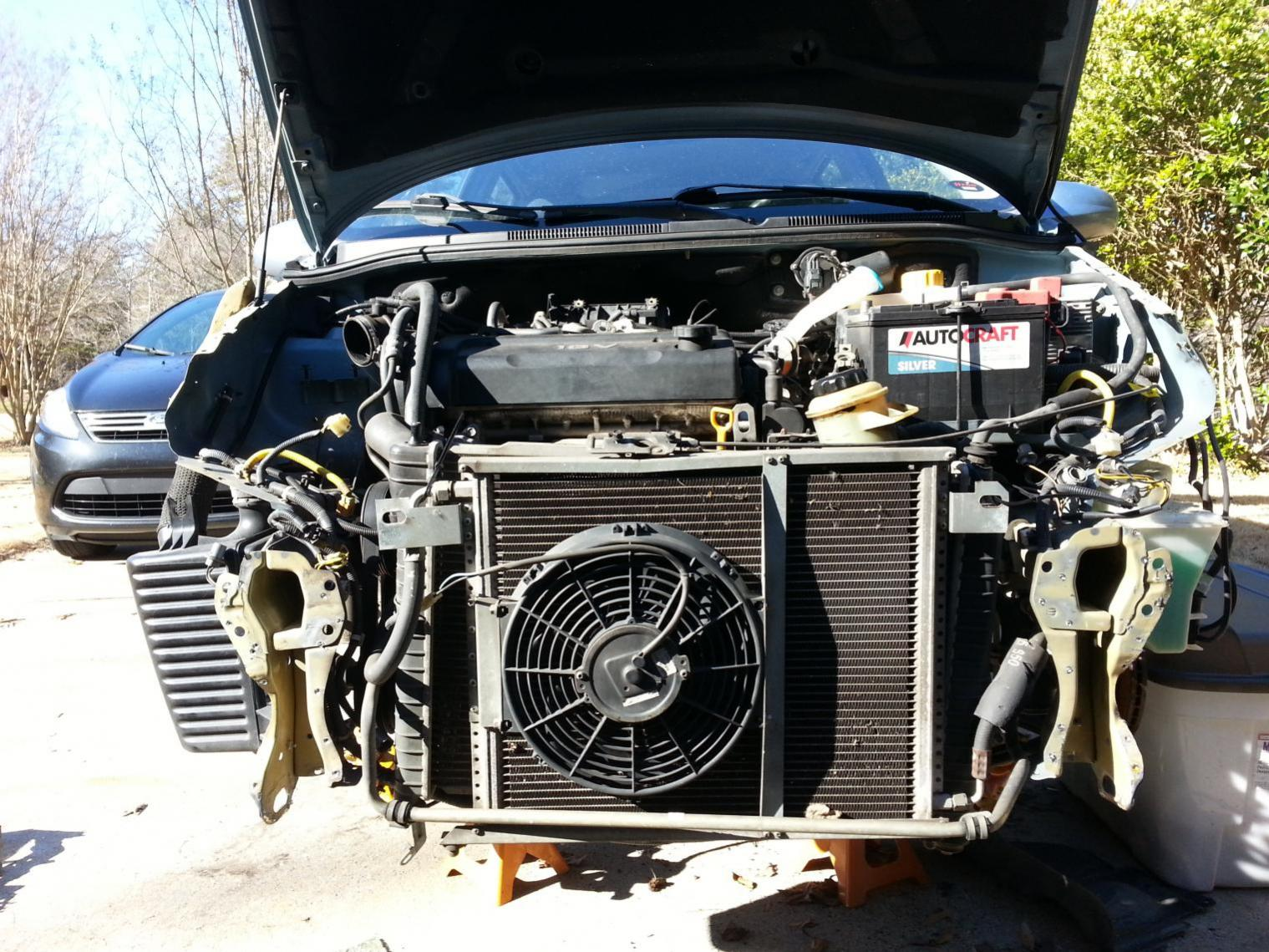 Troubleshooting Radiator Fan