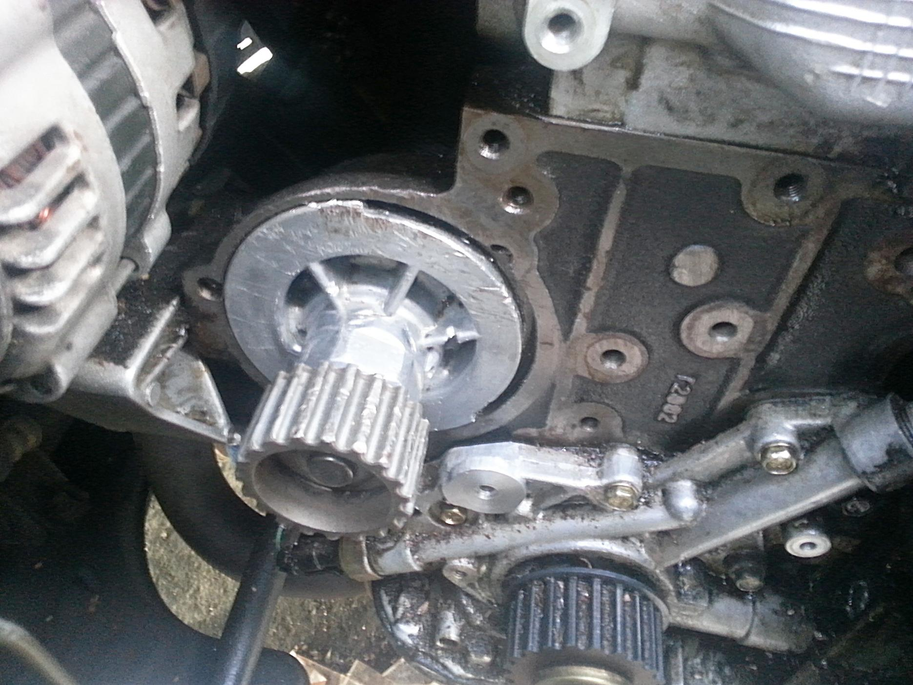 D Water Pump Removal Problem Jpg on 2010 Chevy Aveo Timing Belt Replacement