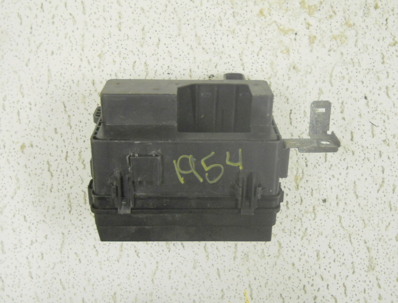 I Need Engine Fuse Box Part Number For Chevrolet Aveo 2004