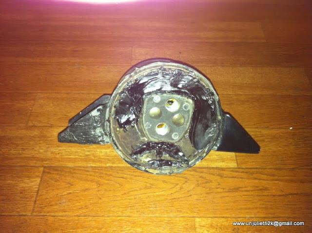Name:  Filled Aveo Motor Mount.jpg Views: 1960 Size:  79.5 KB