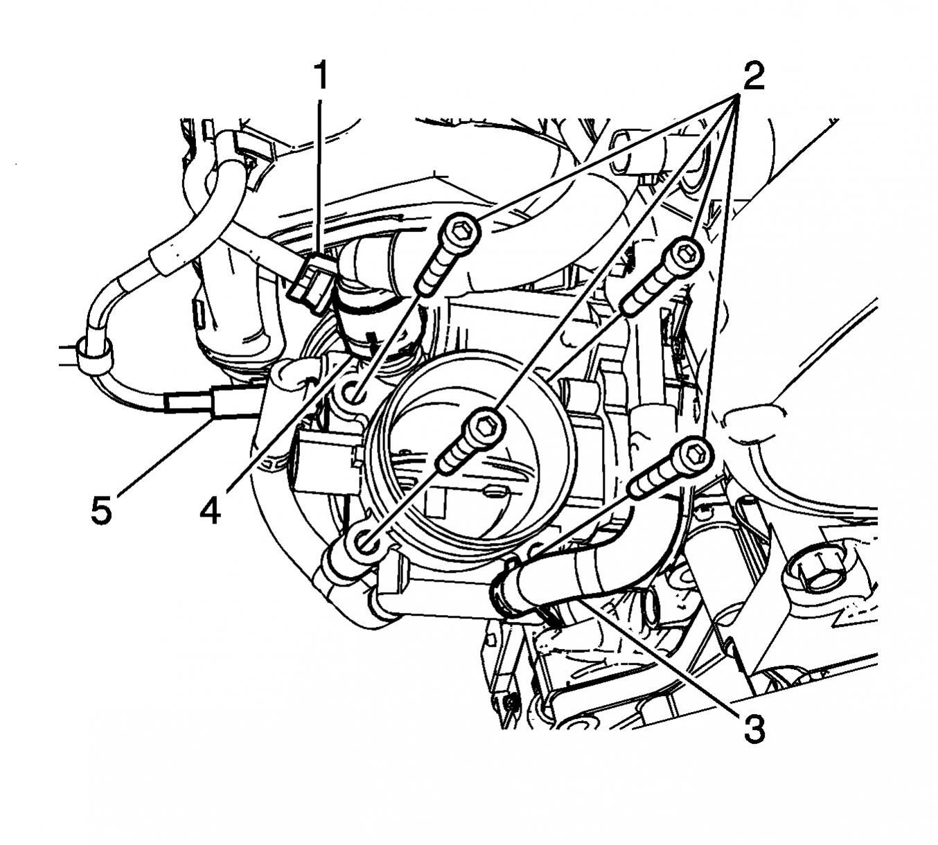 Pcv Valve Location Chevy on 2004 chevy colorado engine diagram sensor