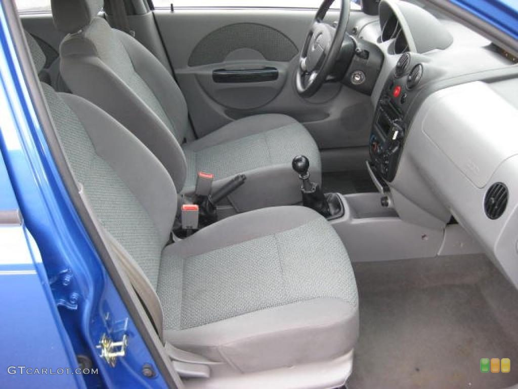 Swing Entire 2004 Aveo Interor With 2007 10 Interior