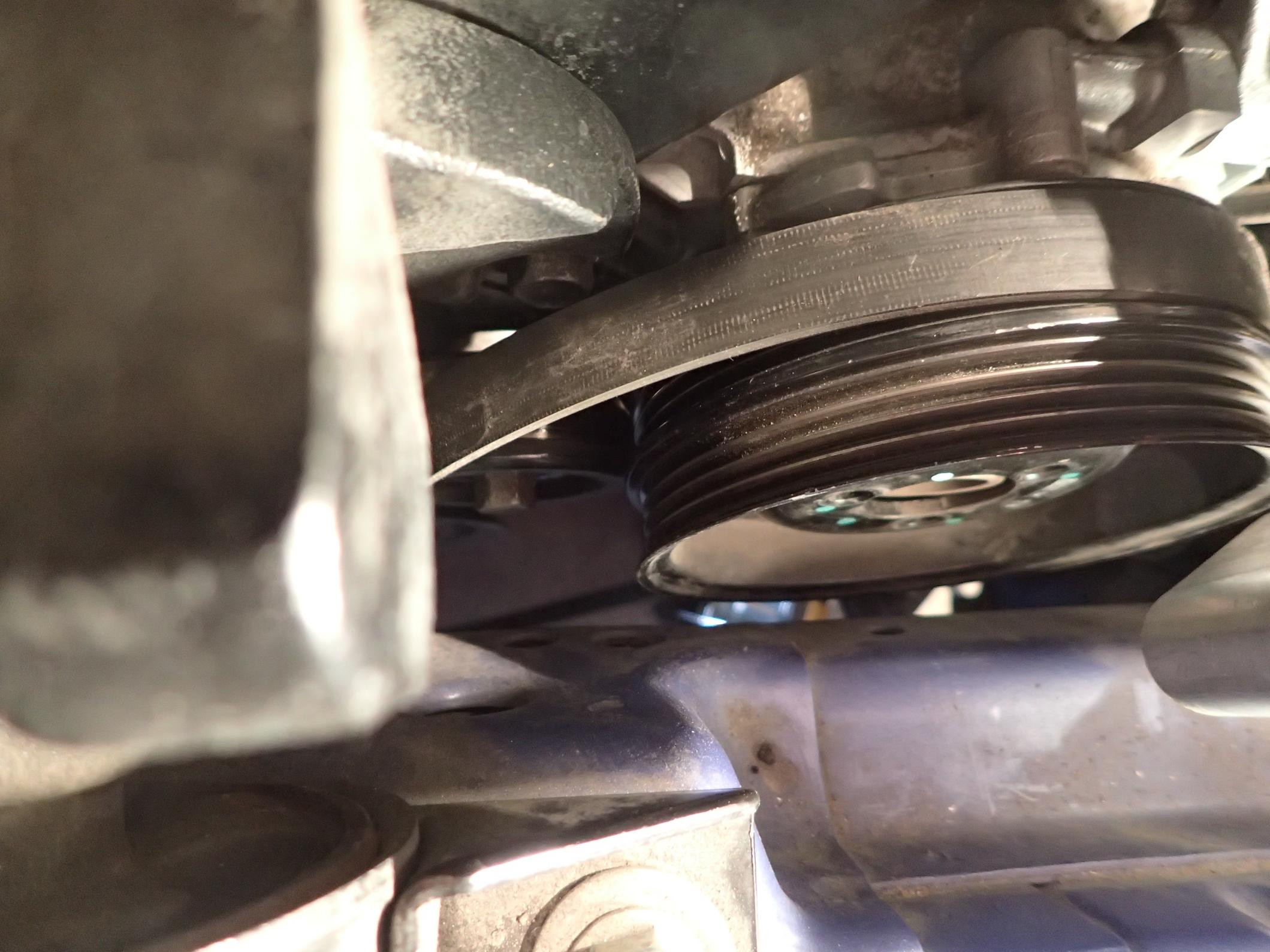 2009 aveo timing belt replacement