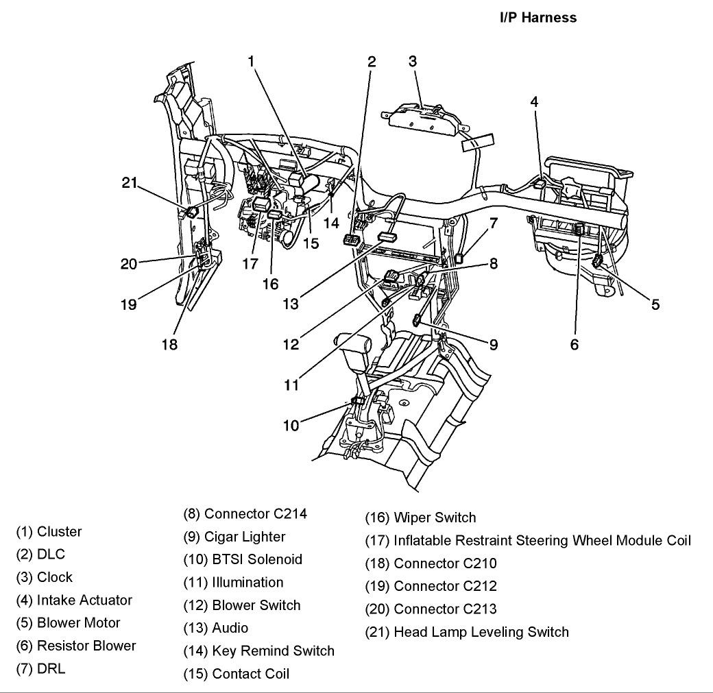 2005 Chevy Aveo Sensor Diagram Not Lossing Wiring Diagram