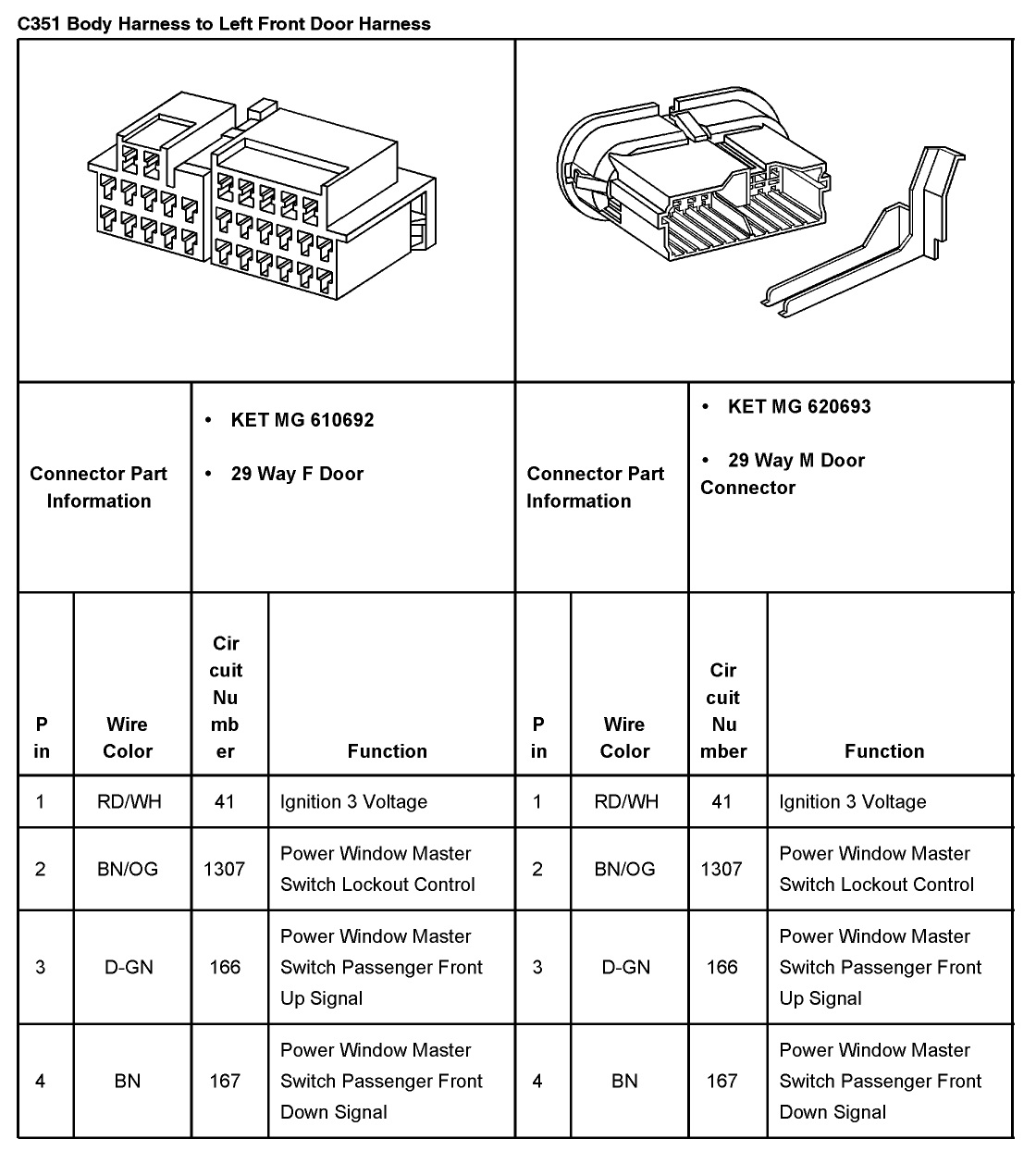 2005 aveo master connector list and diagrams rh aveoforum com