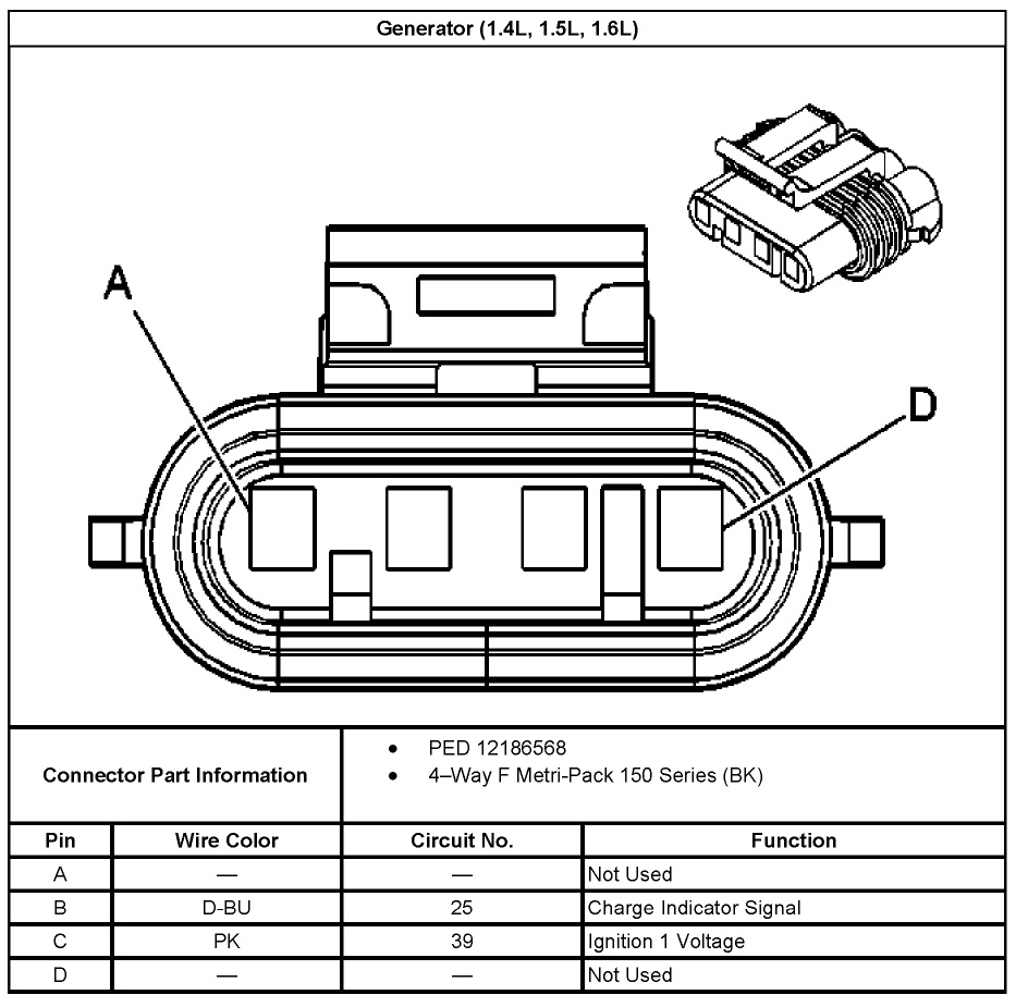 Volvo D4 Alternator Wiring Diagram