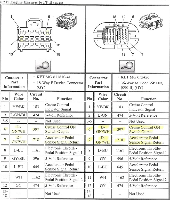 8938d1420766204 cruise control diy thread pinout1 jpg the cruise control diy thread page 21 2015 chevy sonic wiring diagram at mifinder.co