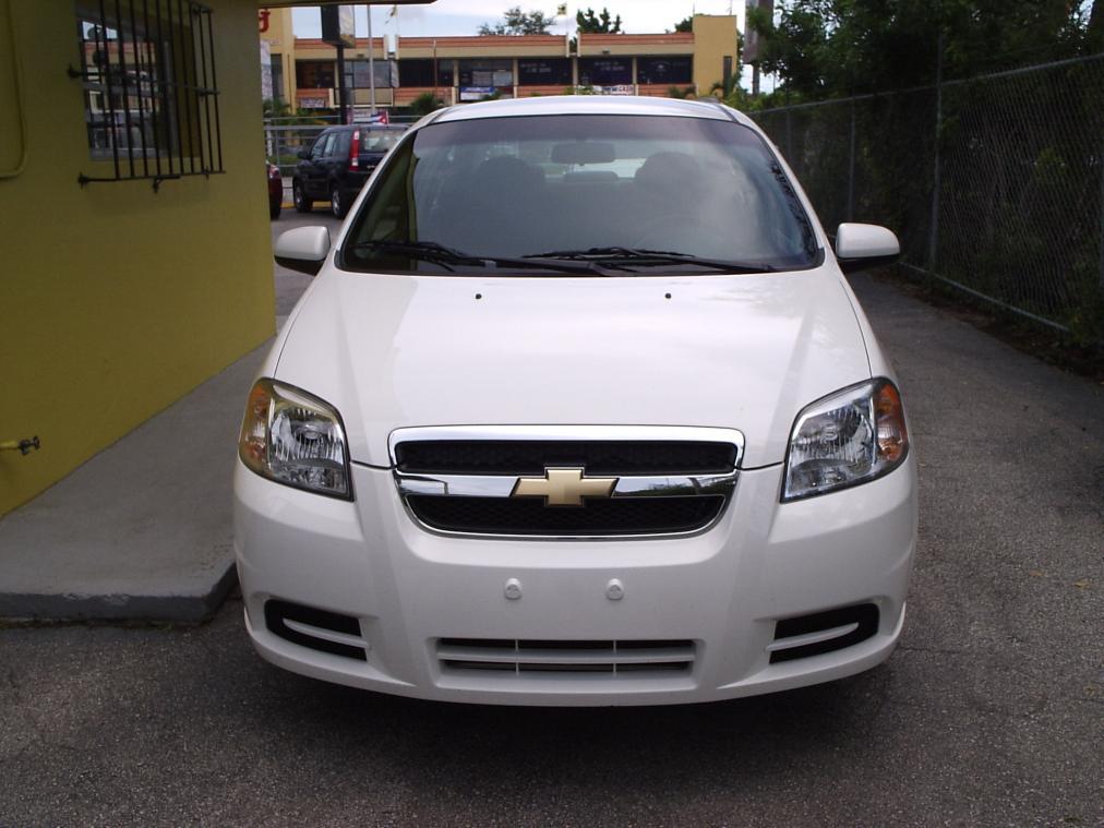 Fs 2010 Chevrolet Aveo Lt