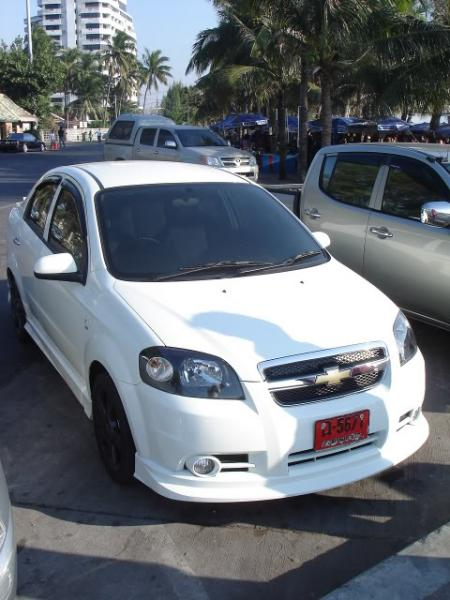 Dsaveo 2011 Chevrolet Aveo Sedan Garage Entry