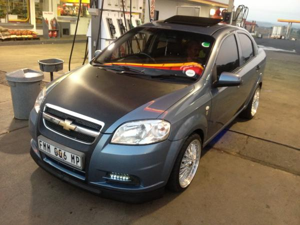 006mp 2007 Chevrolet Aveo Sedan Garage Entry