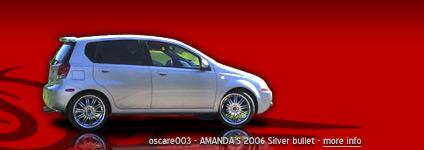 oscare003's wife AMANDA's 2006 Silver bullet