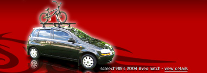 screech985's 2004 Aveo hatch