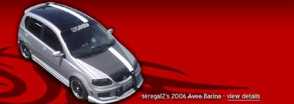 serega12's 2006 Barina