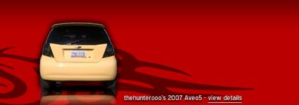 thehunterooo's 2007 Aveo5 LS