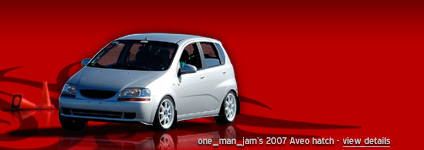 one_man_jam's 2007 Aveo hatch