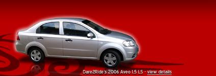 Dare2Ride's 2006 Aveo 1.5 LS